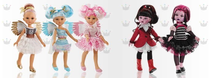 Monsters and Angels Dolls